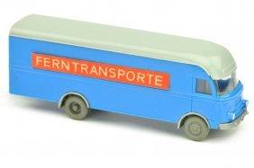 Moebelwagen Mb 312 Ferntransporte, Himmelblau