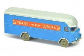 Moebelwagen Mb 312 Trans Europa, Himmelblau