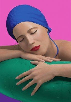 "Carole Feuerman ""serena With Blue Cap"""