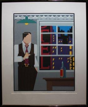 "Giancarlo Impiglia ""traveling Salesman"""