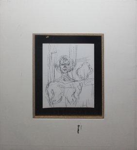 """Alberto Giacommetti """"annette"""""""