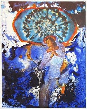 "Salvador Dali ""ultra Surrealist Corpuscular Galutska"
