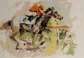 "Wayland Moore ""horse Race"""