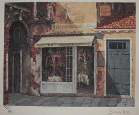 "Viktor Shvaiko ""troubadour Restaurant"""