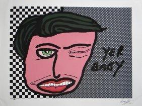 "Ringo Starr ""yer Baby"""