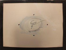 "Antoni Tapies ""untitled"""