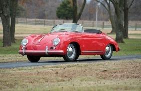 1955 Porsche 356a/1600 Speedster (no Reserve)