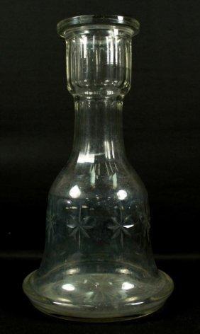 Baccarat Style Vase