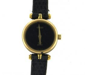 Gucci Gold Tone Lady's Watch