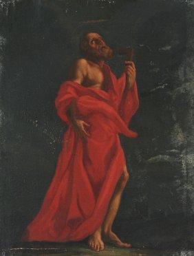 LAZZARO BALDI - I Quattro Evangelisti: San Marco,