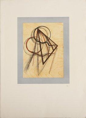 RAY MAN (1890 - 1976) - Senza Titolo.