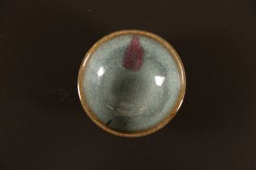 Arte Cinese A Small Junyao Bowl China, Song Dynasty,