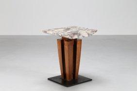 Pierluigi Spadolini Gueridon Table, Unique Piece In