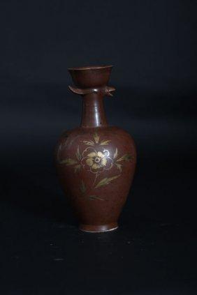 Antique Phoenix Wine Ewer