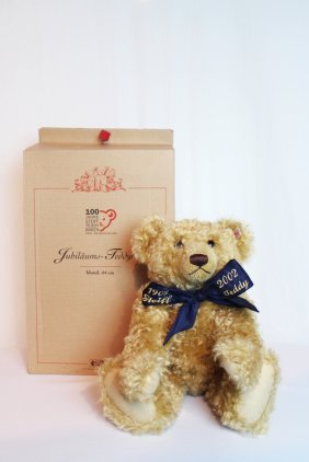 2002 Steiff Centenary Teddy Bear