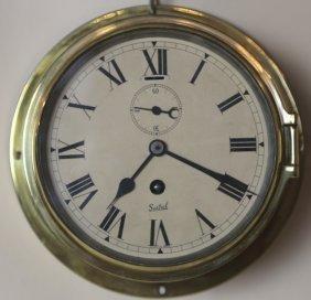 Sestrel Vintage Ships Time Only Clock