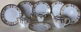 Noritake Porcelain Partial Grouping