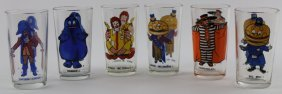 Mcdonald's Vintage Glasses