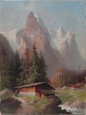 Hubert Sattler 1817 1904 Austrian E Grossen J S Lot 91