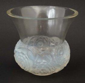 Lalique Opalescent Glass : ' Catalogue Raisonne Des