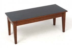 Vintage Retro :a 1930's/40's Oak Low / Coffee Table