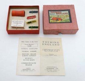 Retro Toys: A 1940s/50s '' Touring England '' Boxed