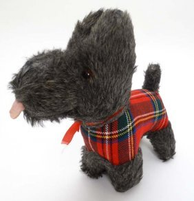 A C1960s '' Wendy Boston , Made In England '' Scottie