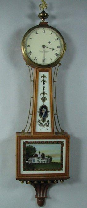 Foster S. Campos Banjo Clock