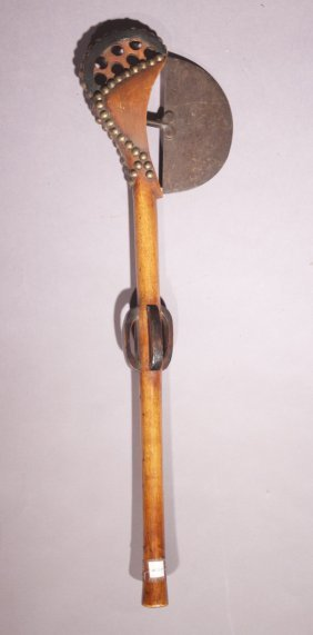 Zulu Ceremonial Axe
