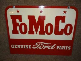 Fomoco Sign