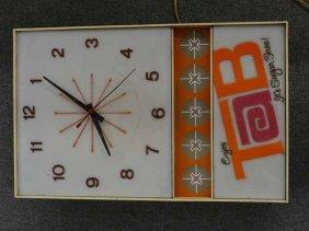 Tab Soda Clock