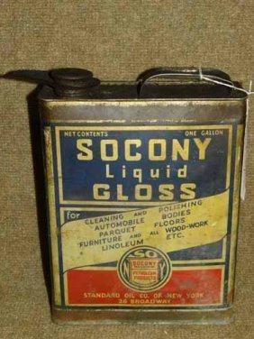 Socony Can