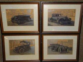 Automobile Engravings