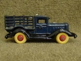 Cast Iron Stake Truck