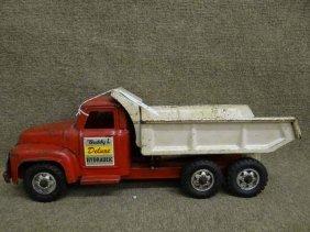 Buddy L Dump Truck
