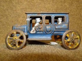 Hubley Town Car