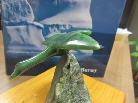 Inuit Carved Sea Bird