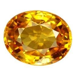 Natural Golden Yellow 1.645 Cts - Vvs