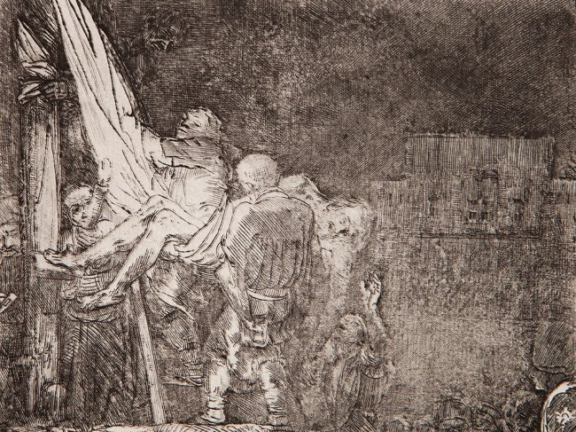 rembrandt thesis statement descent from the cross Thesis /dissertation 9,494  בת שבע של רמברנדט /= rembrandt's  contentions emerged between organisations respectively based on prophetic descent.