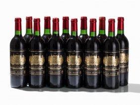 12 Bottles 1983 Château Palmer, Margaux
