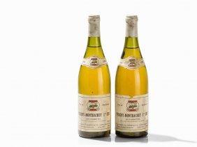 2 Bottles 1984 Puligny-montrachet Les Combettes,