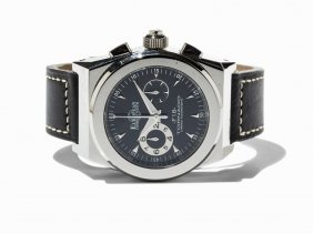 European Company Watch F 18 Tornado Chronograph, C.