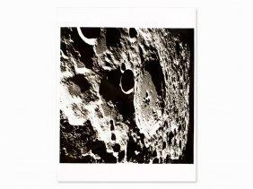 Nasa, Lunar Module On The Surface Of The Moon, Apollo