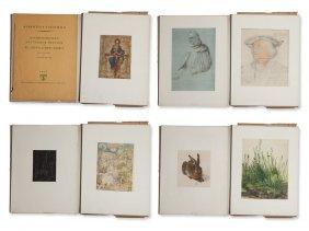 Albertina Facsimile, Drawings By German Masters,