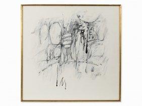 Vic Joachim Smith (1929-1994), Point Lobos # 1, 1959