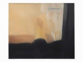 Bert De Beule (b. 1961), Untitled, Oil Painting, 1998