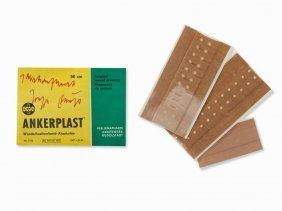 Joseph Beuys, Wirtschaftswert Ankerplast, Multiple,