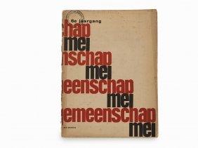 Paul Schuitema, De Gemeenschap, Year 6, No. 6, 1930