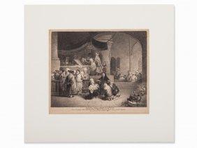 Georg Friedrich Schmidt (1712-1775), Presentation Of
