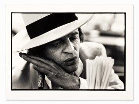 Robert Lebeck (1929-2014), 'klaus Kinski In Rom',